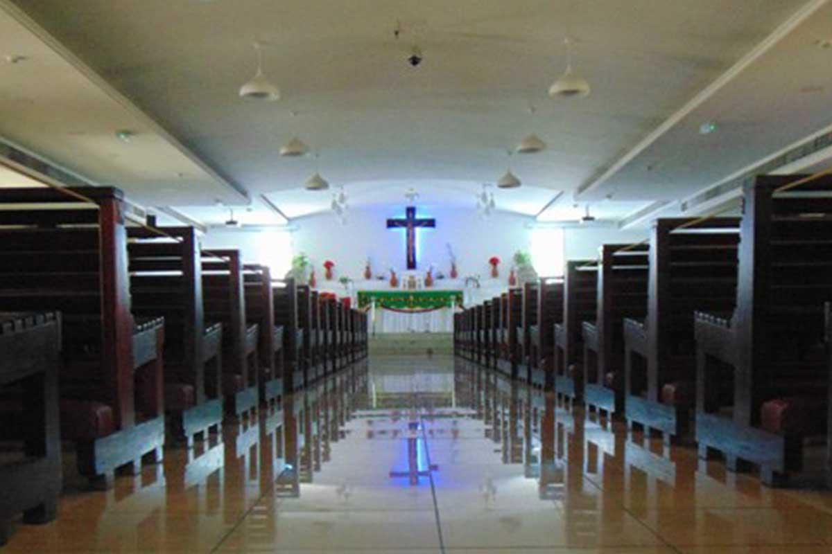fujeirah-church